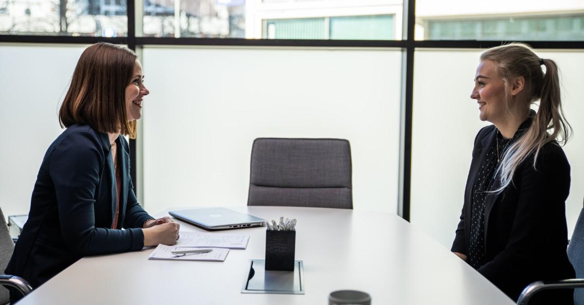 hvordan planlegge og gjennomføre intervjuet_